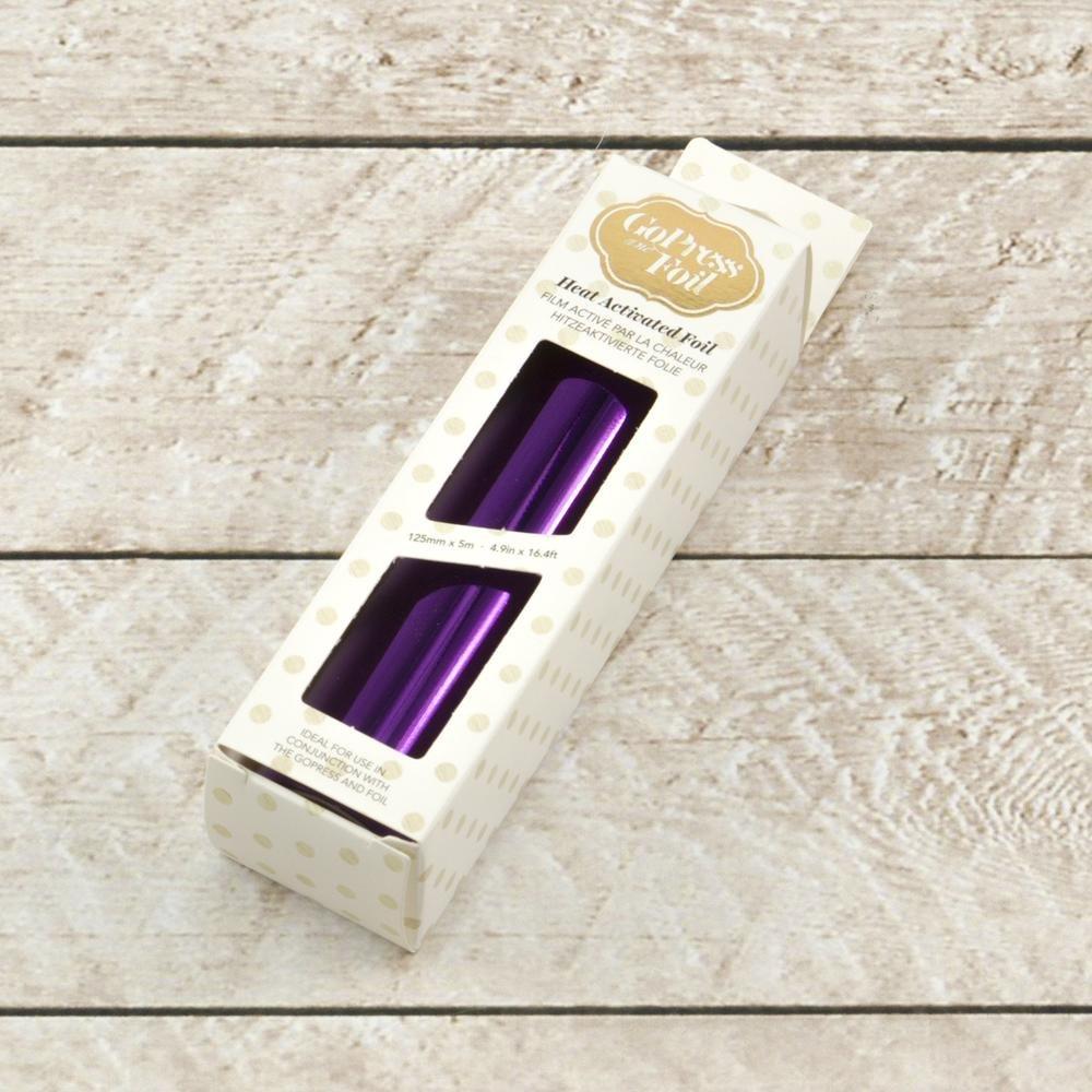 Foil - Phantom Purple (Mirror Finish) - Heat activated