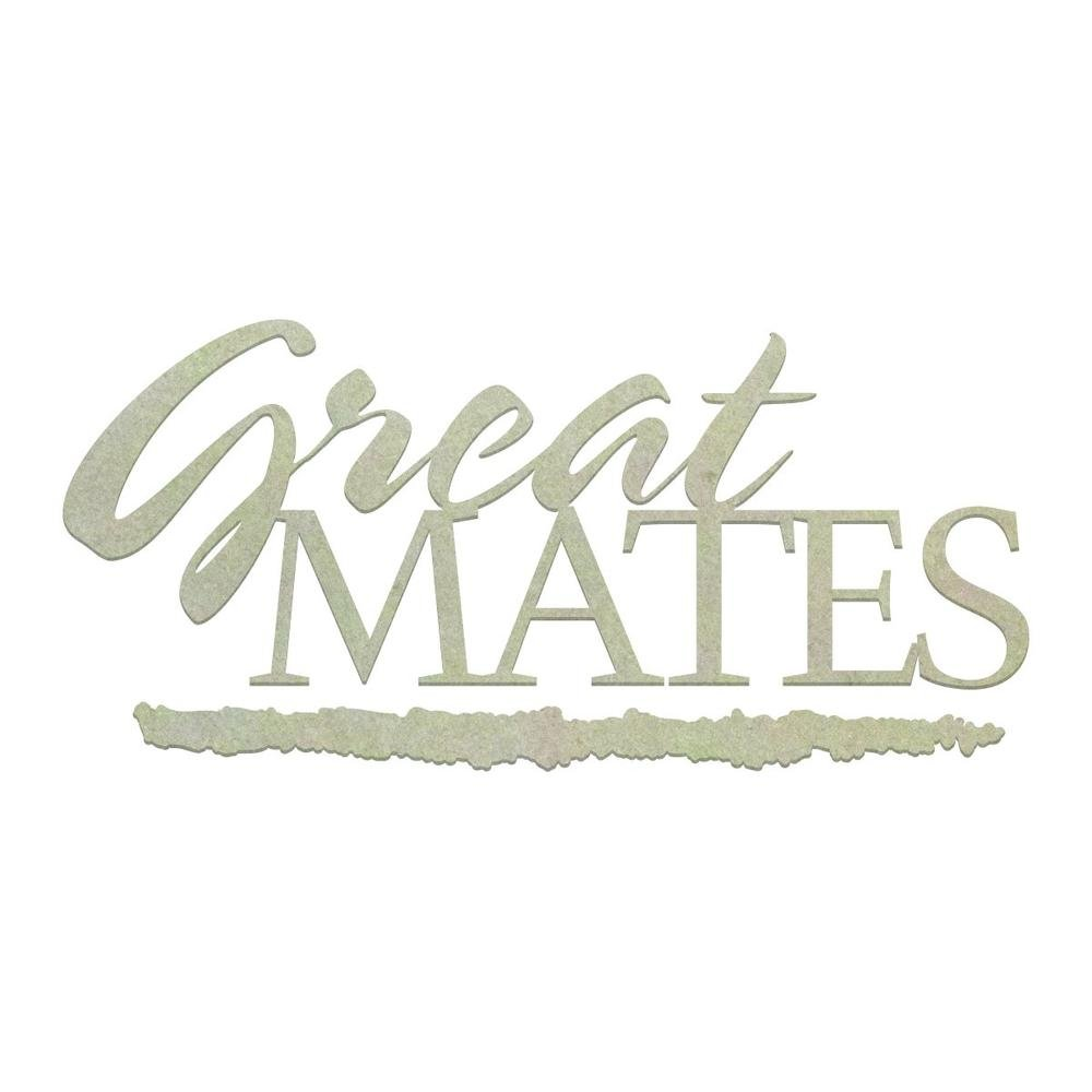 Chipboard - CO - Great Mates Set (2pc)