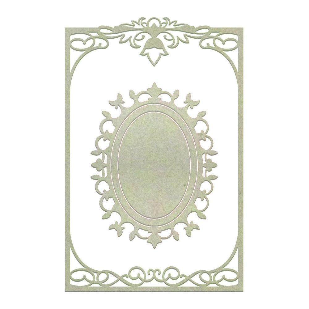 Chipboard - CO - Elegant Frame Set (4pc)