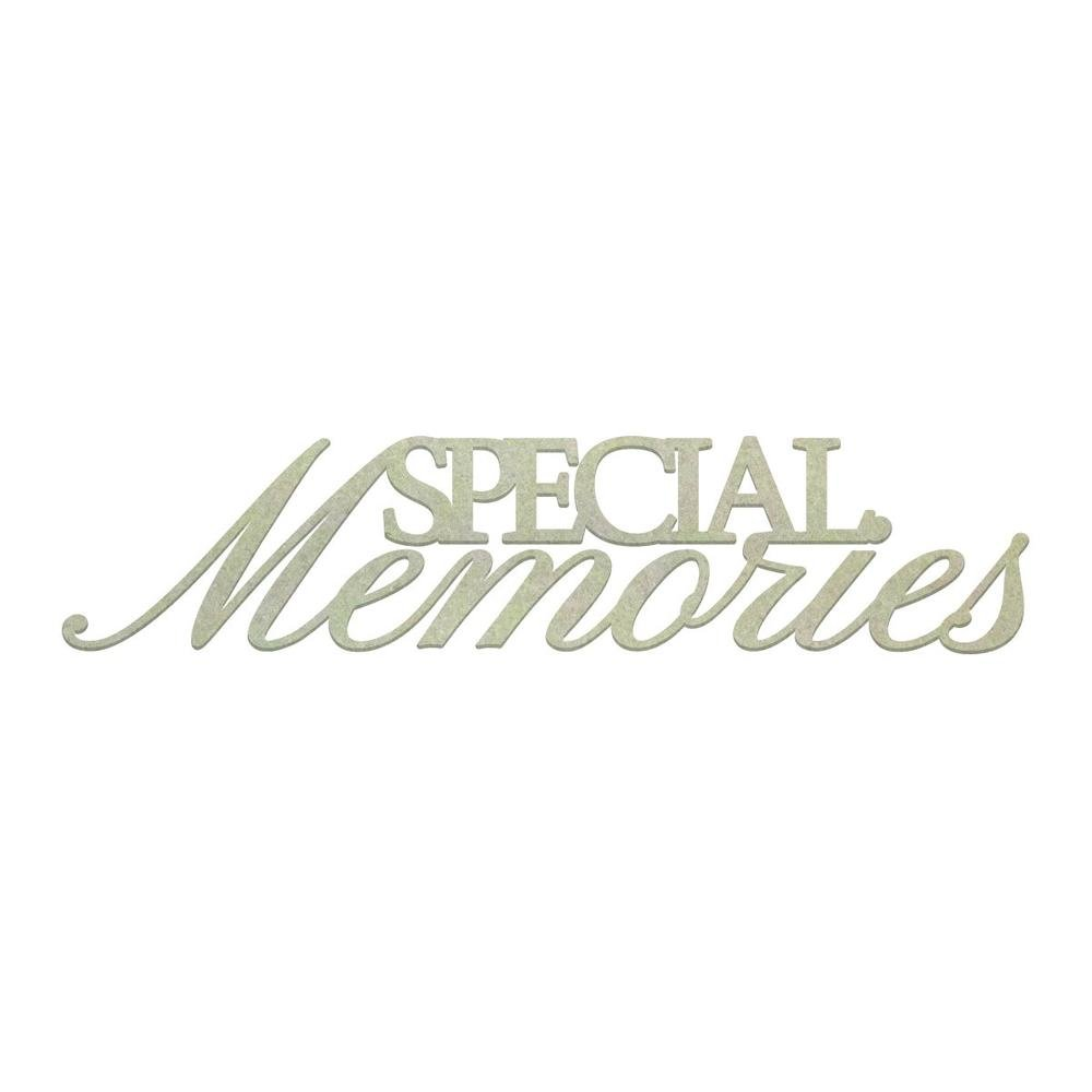 Chipboard - CO - Special Memories (1pc)