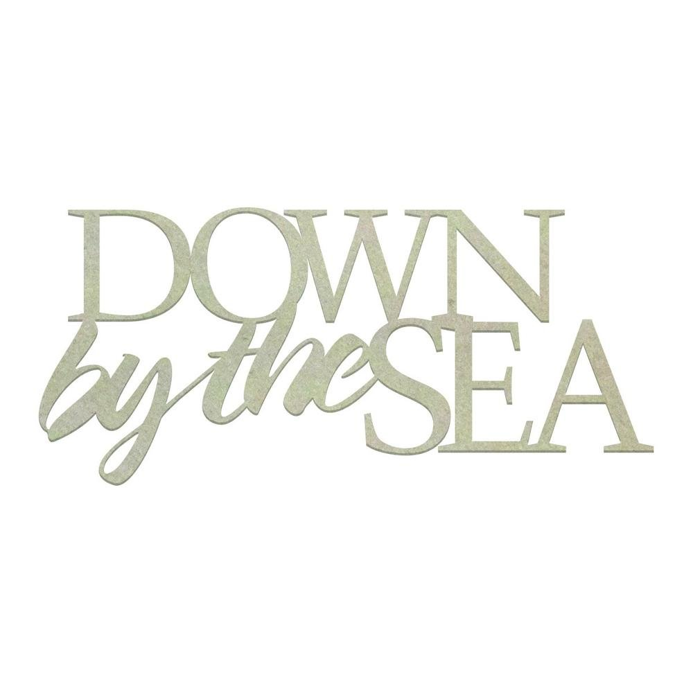 Chipboard - CO - Down by the Sea (1pc)
