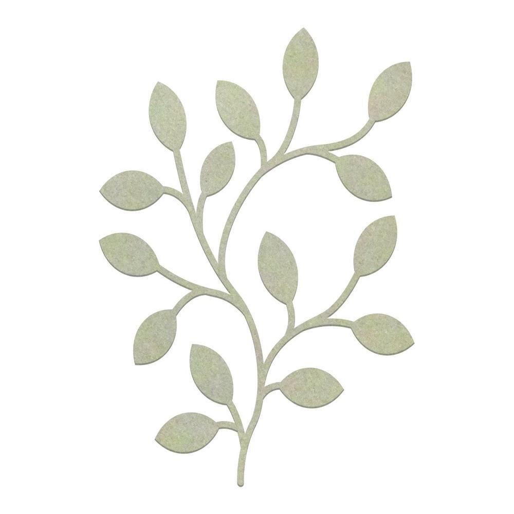 Chipboard - CO - Wavey Branch (1pc)