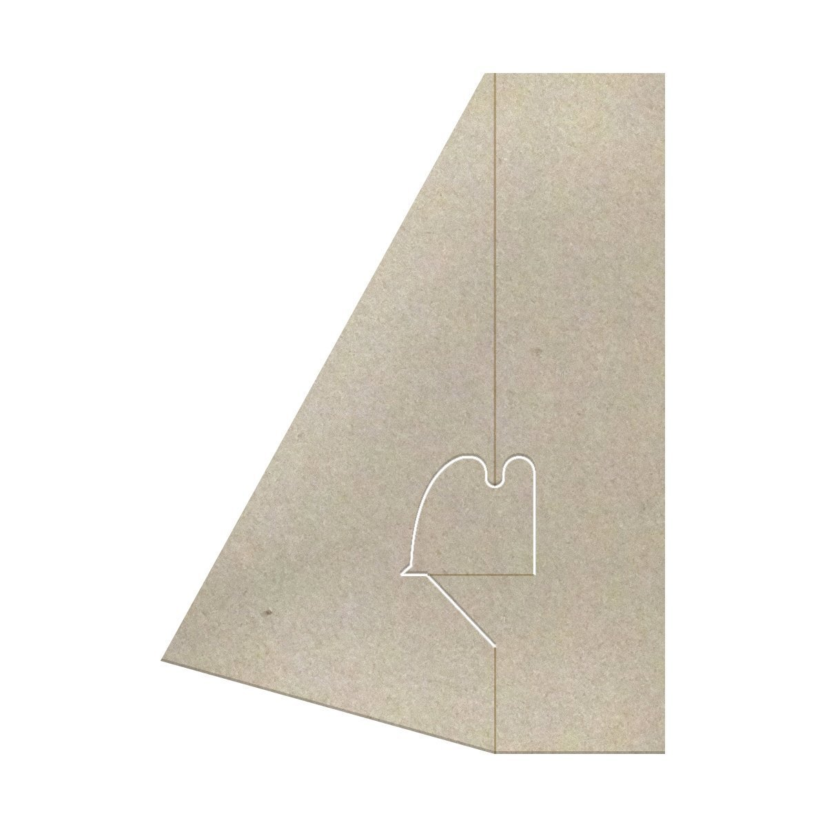 Chipboard - CO - Shobi's Card Stand (Medium) twin pack