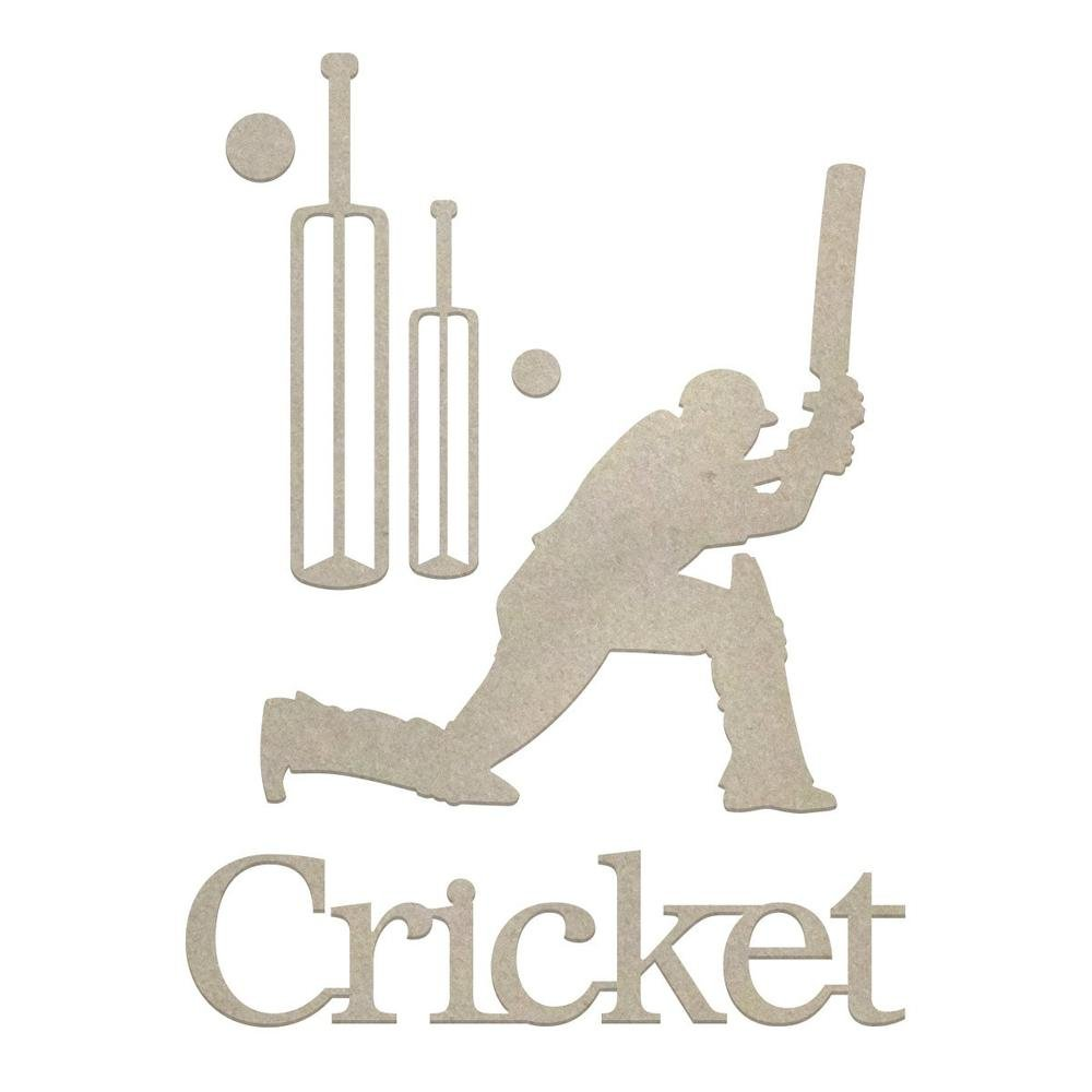 Chipboard - Boys - Cricket Set (6pc)