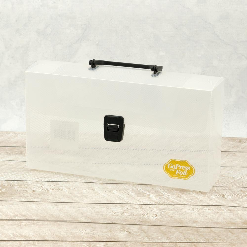GoPress & Foil Storage Case (Empty - Holds 16 pc)