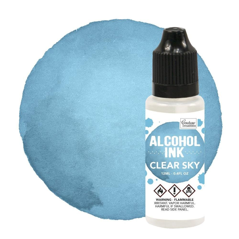 A Ink - Aquamarine / Azure  - 12ml  |  0.4fl oz