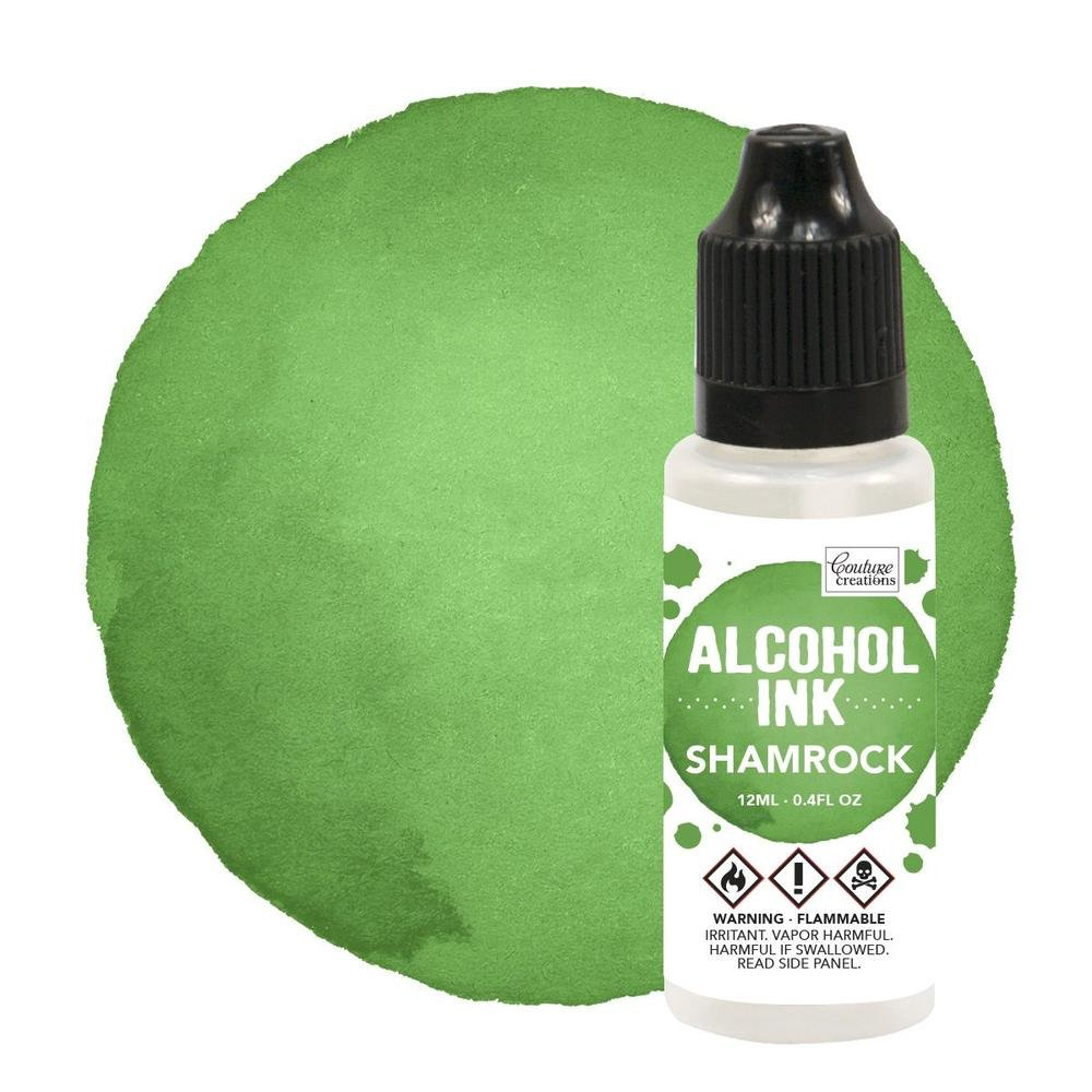 A Ink - Botanical / Shamrock  - 12ml  |  0.4fl oz