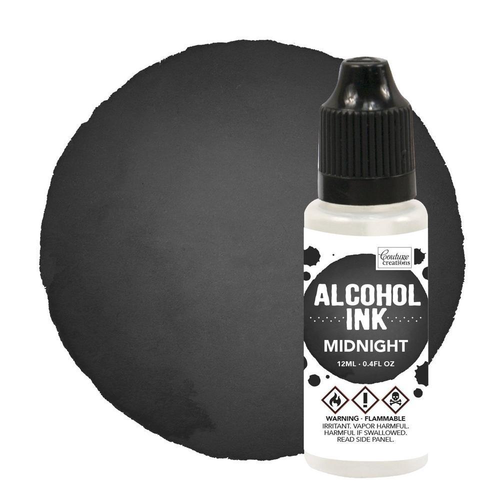A Ink - Pitch Black / Midnight - 12ml     0.4fl oz