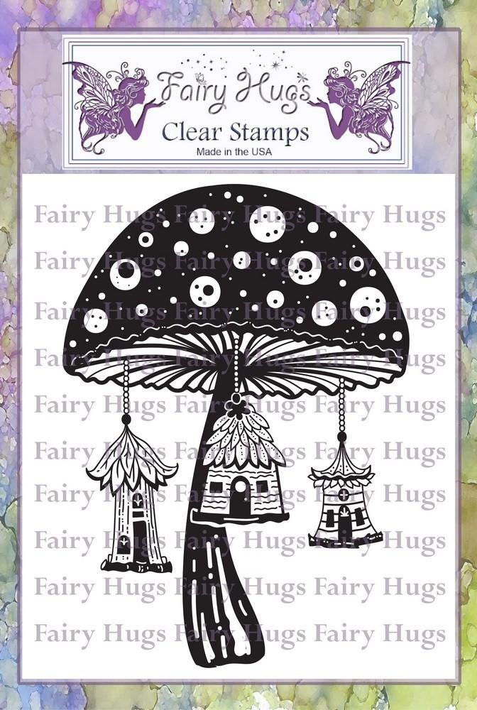 Fairy Hugs Stamps - Fairy Condo