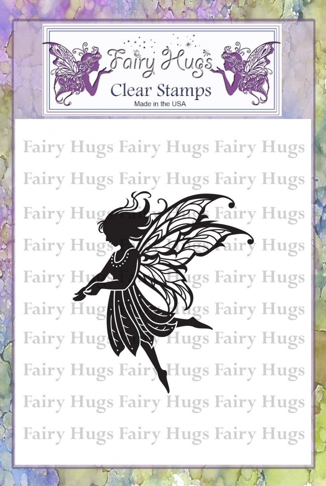 PRE ORDER Fairy Hugs Stamps - Lantana