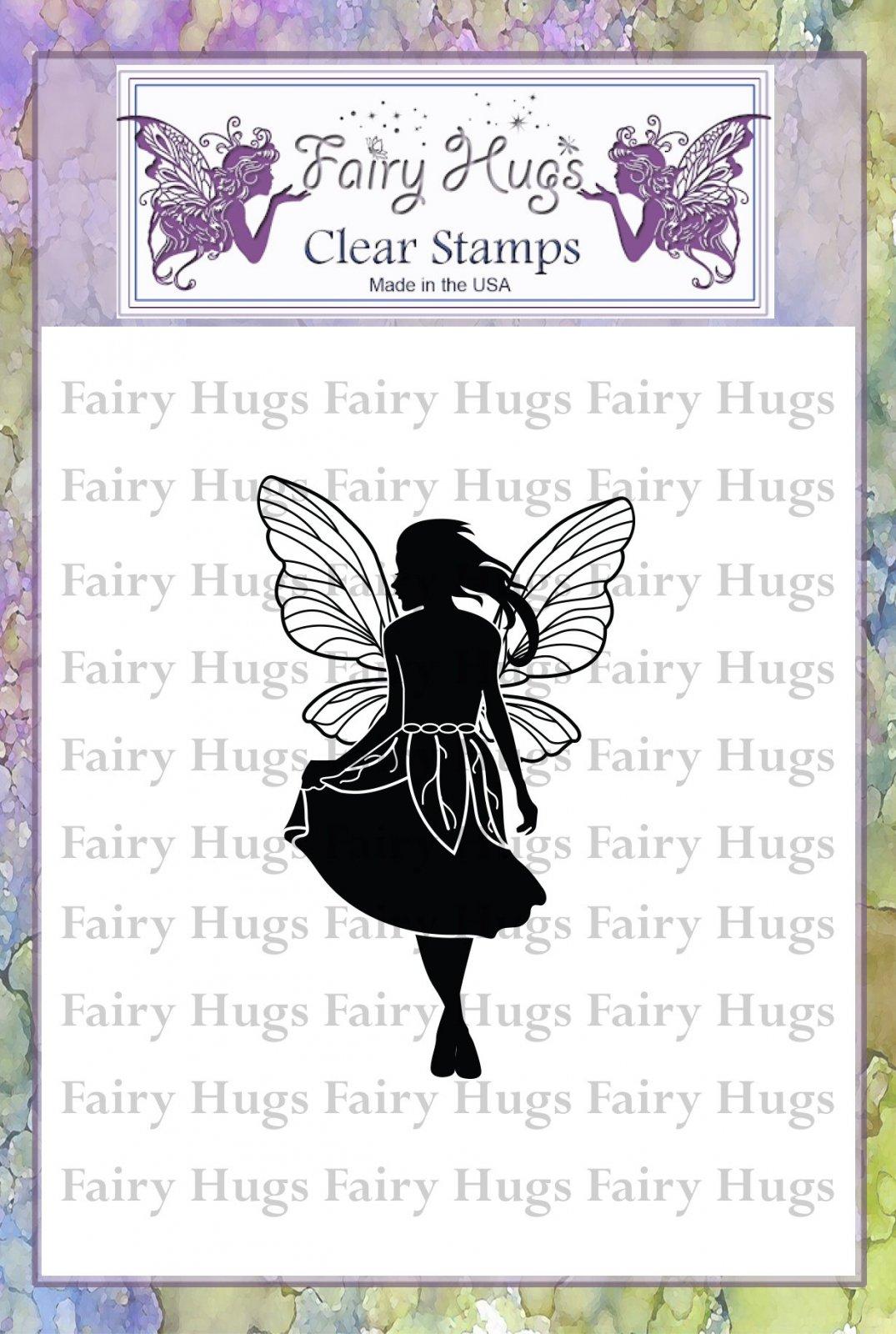 PRE ORDER Fairy Hugs Stamps - Estrella