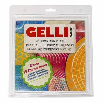 Gelli Plate 8 round