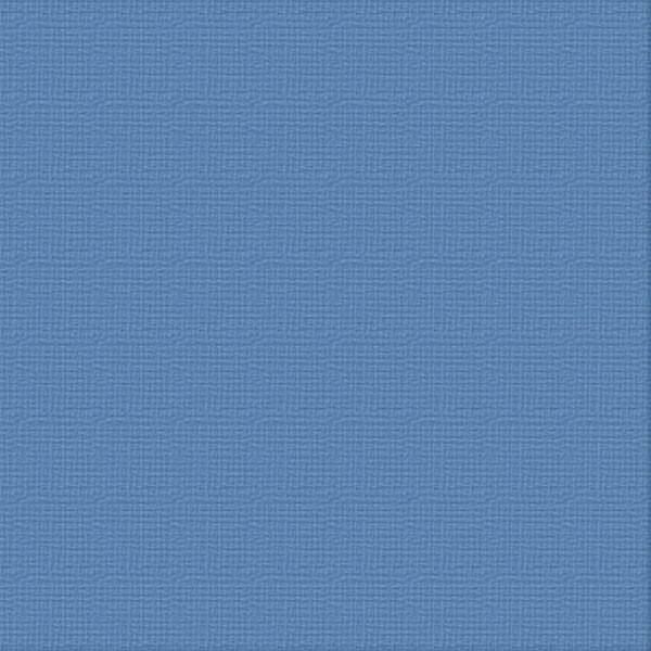 Cardstock - 12x12 - Ulysses Blue (250gsm)
