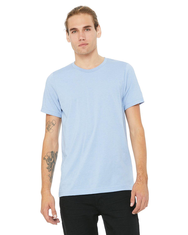 Bella Canvas BABY BLUE Soft Style Unisex Jersey T-Shirt