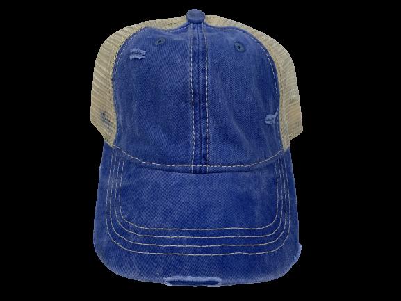 PonyCaps Blue Hat