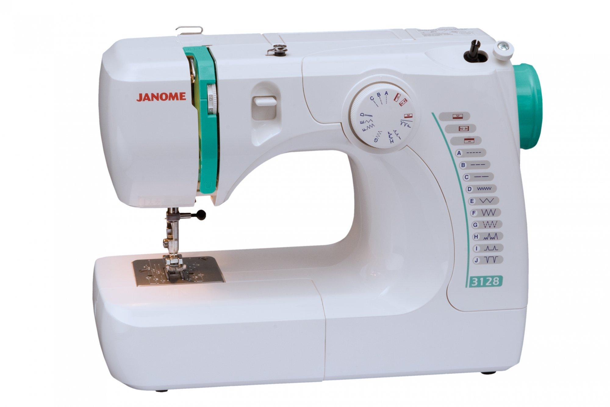 Janome 3128