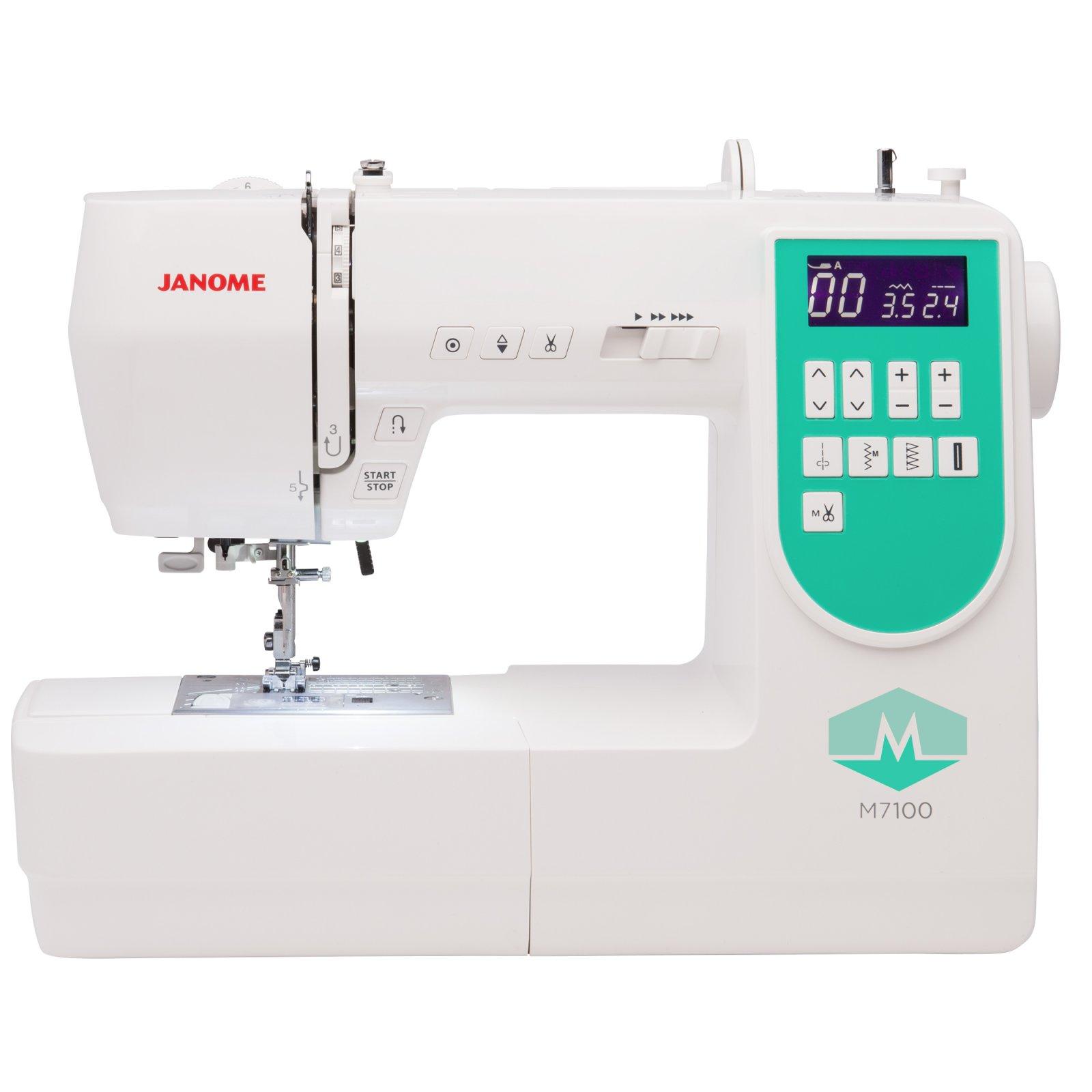 Janome M7100