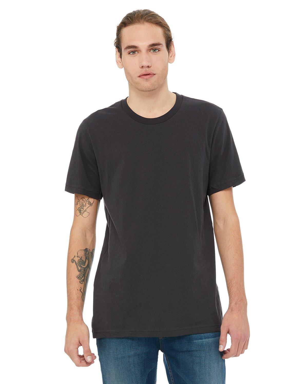 Bella Canvas DARK GRAY Soft Style Unisex Jersey T-Shirt