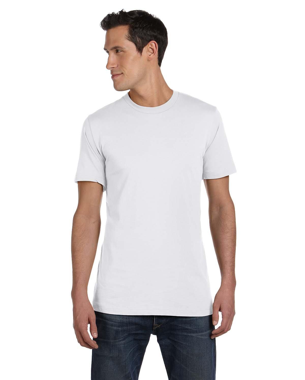 Bella Canvas Heather True Royal Blue Soft Style Unisex T-Shirt
