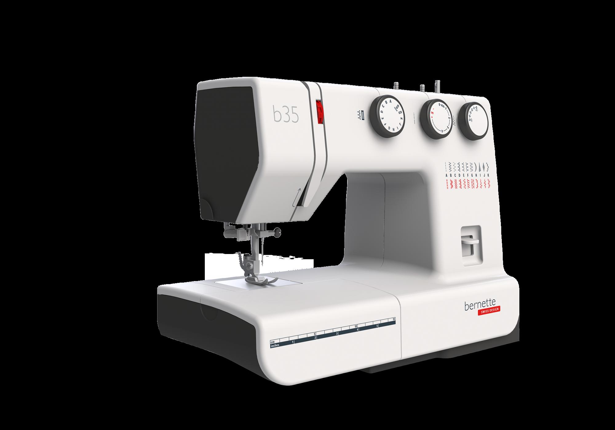 Bernette 35 Sewing Machine