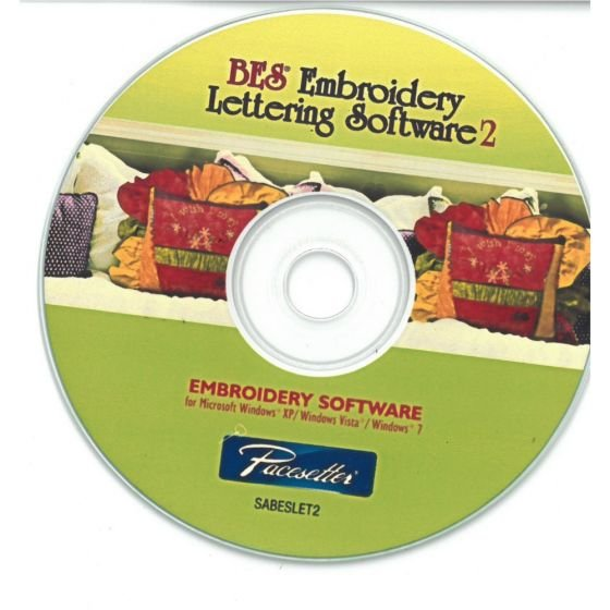 Brother BES 2 Lettering Software