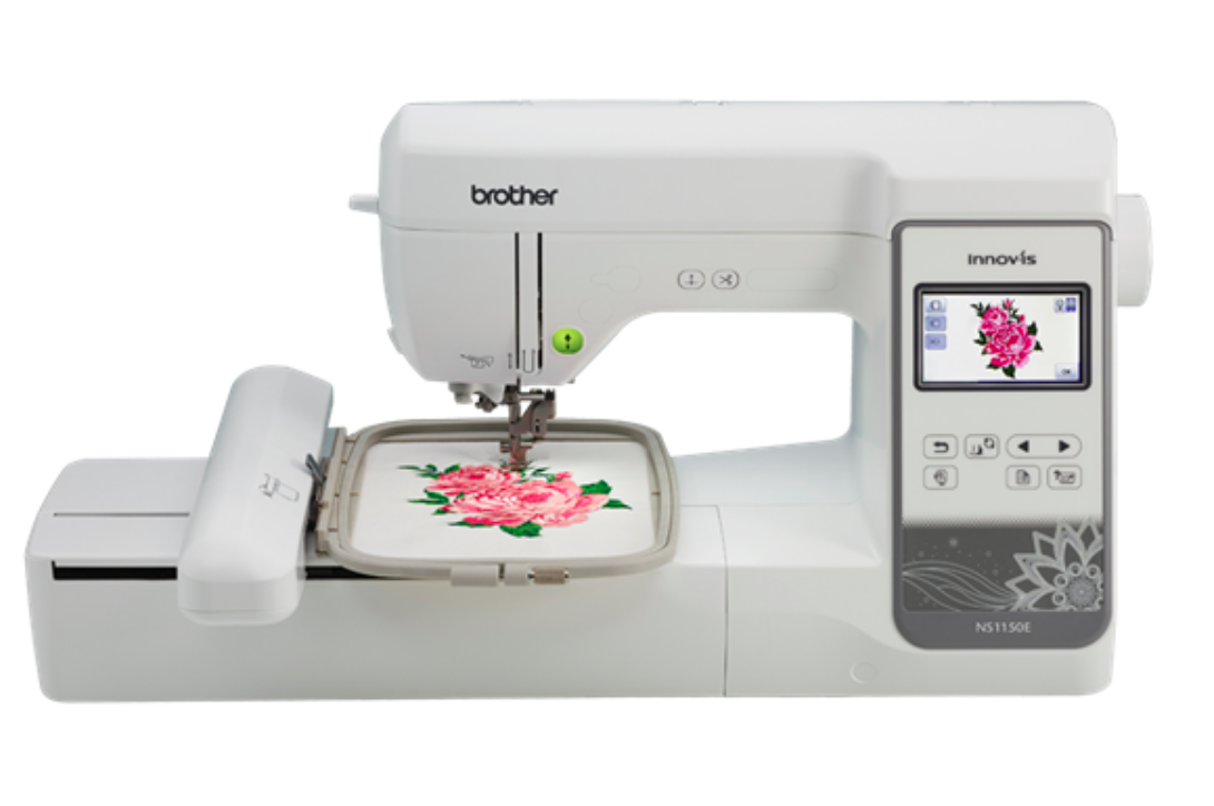 Brother NS1150E embroidery machine