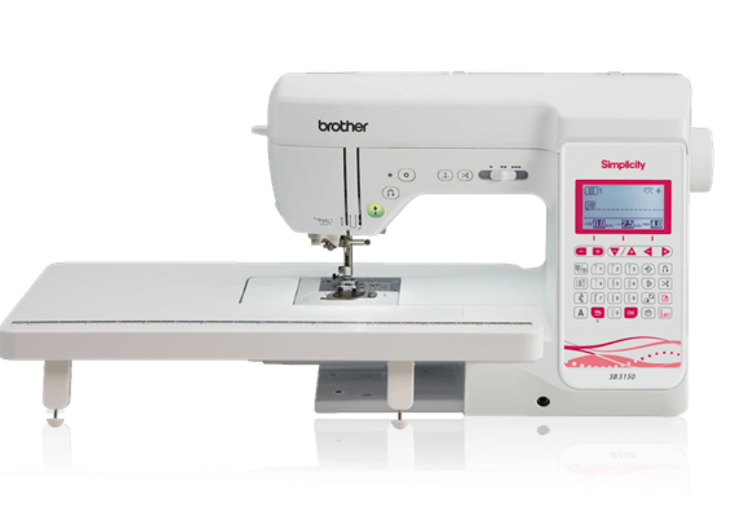 Brother SB3150 Deluxe Computerized Sewing and Quilting Machine