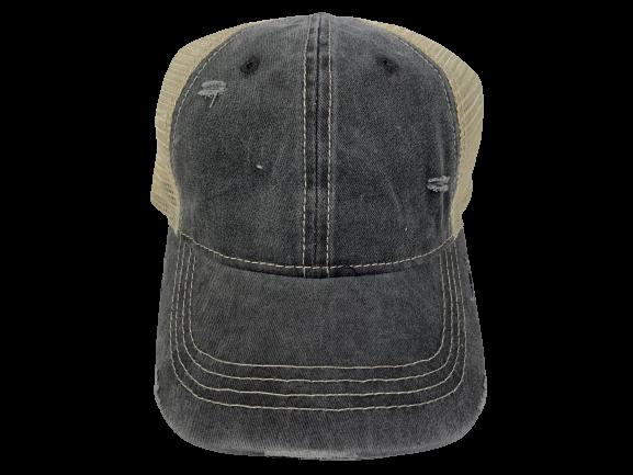PonyCaps Black Hat