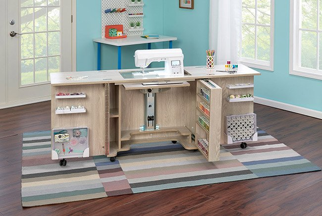 Tailormade Duo Sewing Cabinet