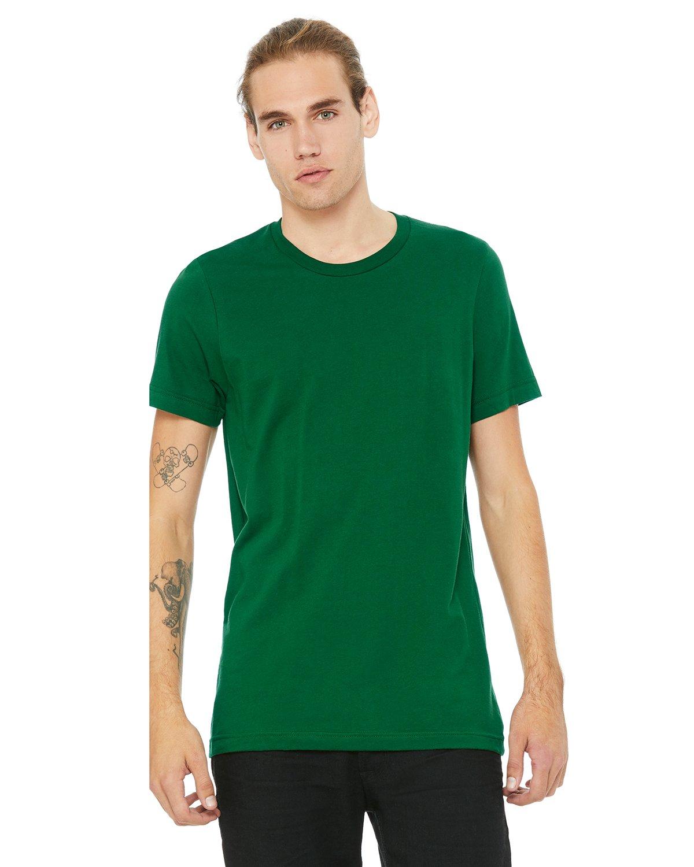 Bella Canvas EVERGREEN Soft Style Unisex Jersey T-Shirt