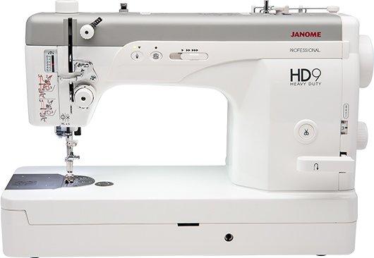 Janome HD9 Professional Straight Stitch