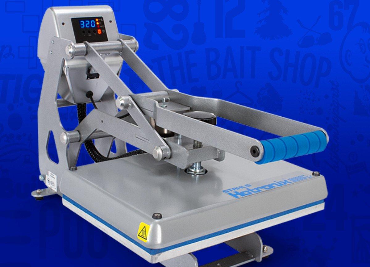 Heat Press STX20 16 x 20 Hotronix® Auto Clam