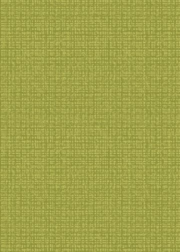 Fat Quarter GREEN Color Weave