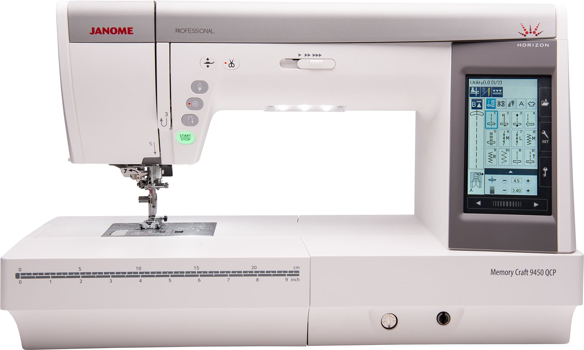 Janome Horizon Memory Craft 9450QCP