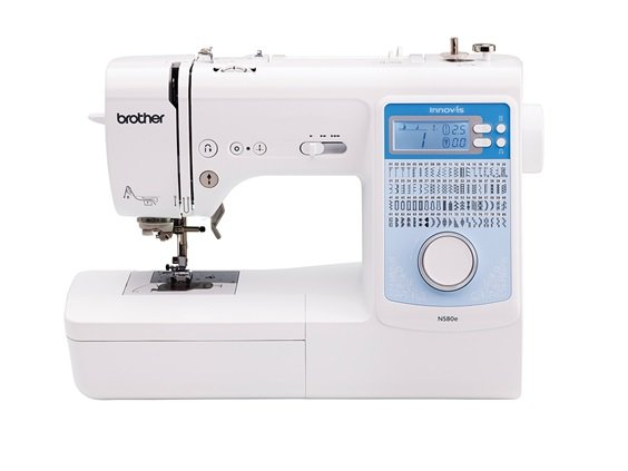 Brother NS80E Compact Sewing Machine