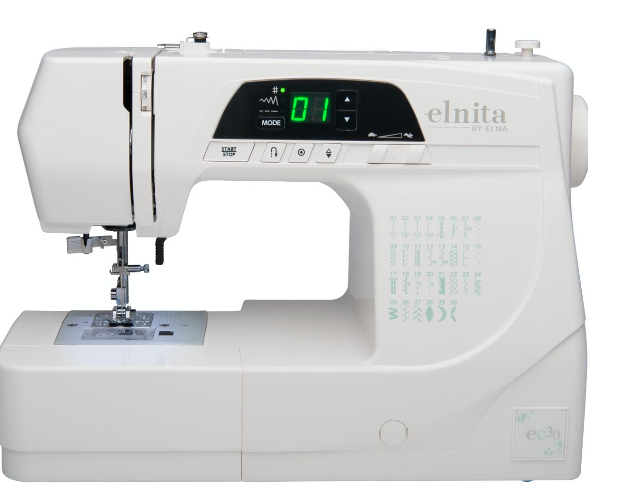 Elna EC30 Computerized Sewing Machine