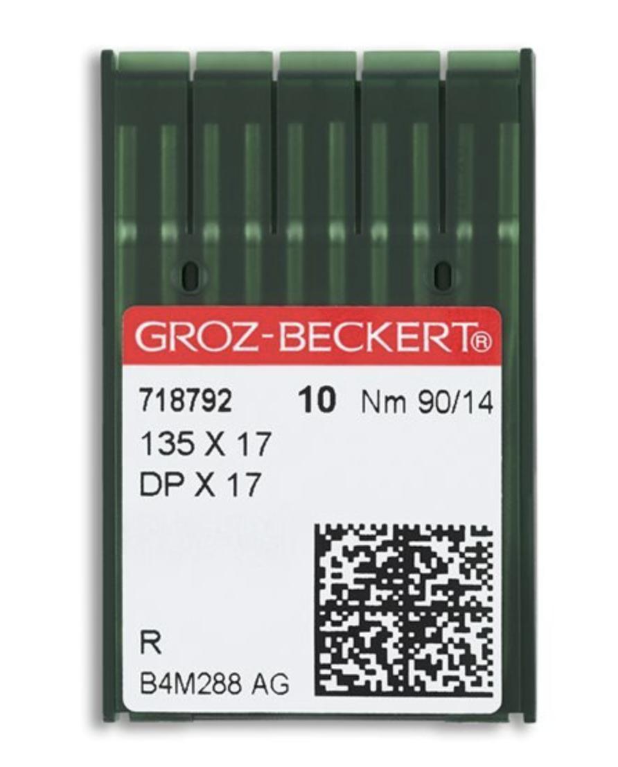 Groz-Beckert 135x17 or DPx17 Industrial Needles