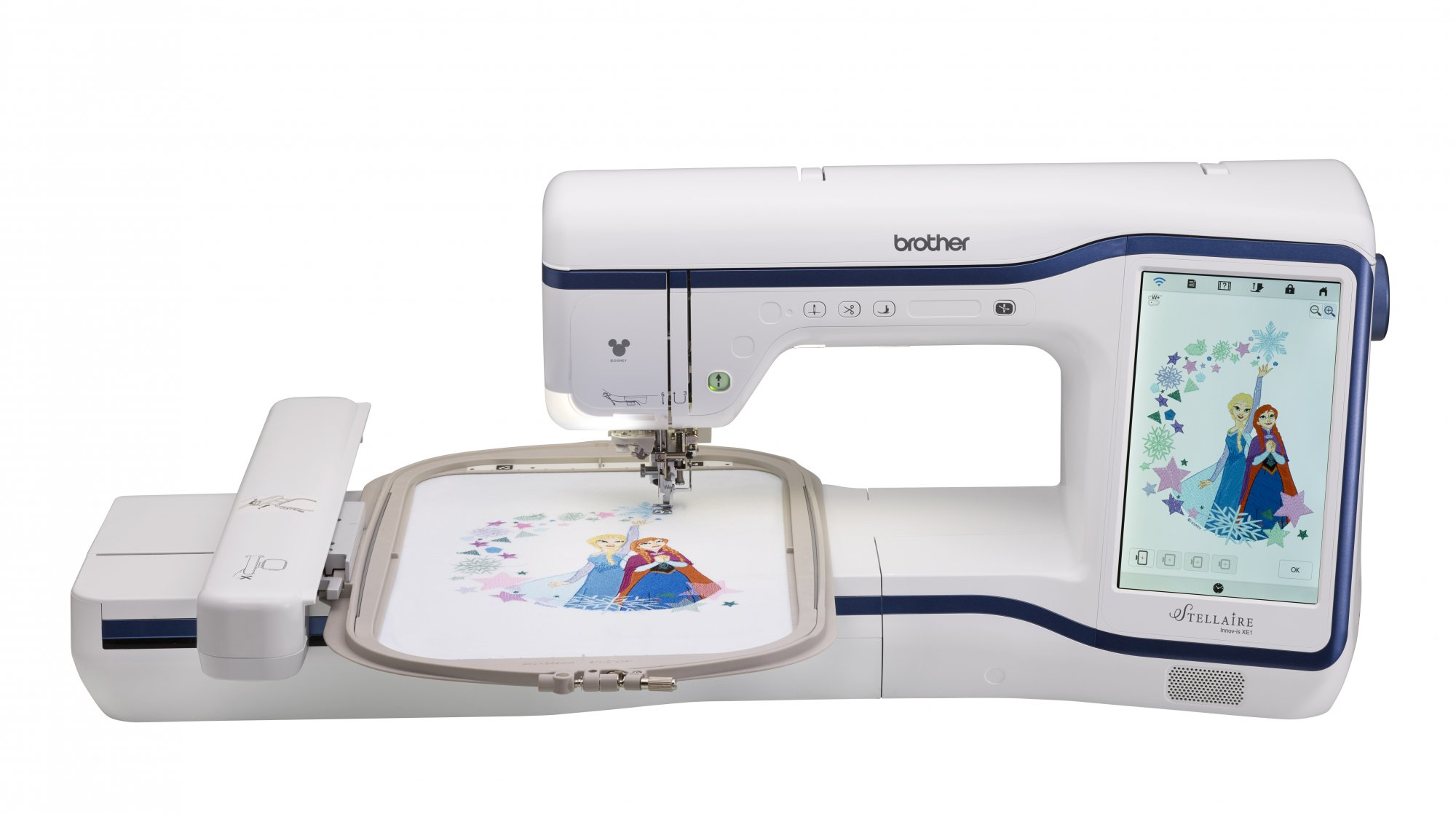 Brother XE1 Stellaire Embroidery Machine
