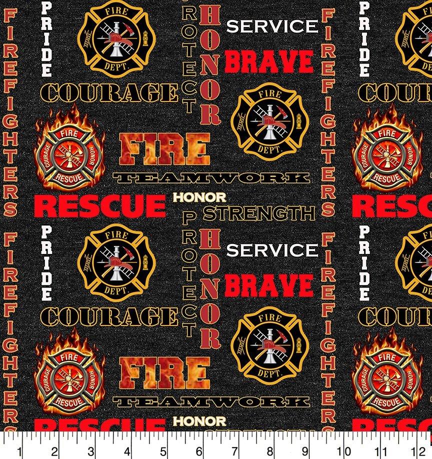 Hometown Heroes Fireman