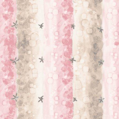Sun N' Soil Pink Cactus Stripe