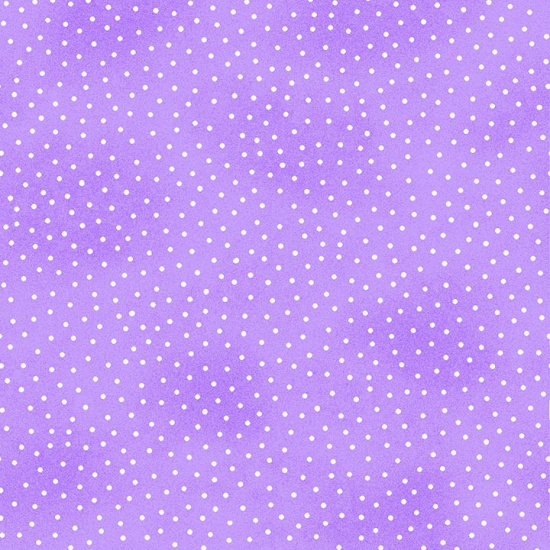 Comfy Flannel Prints Purple Dots