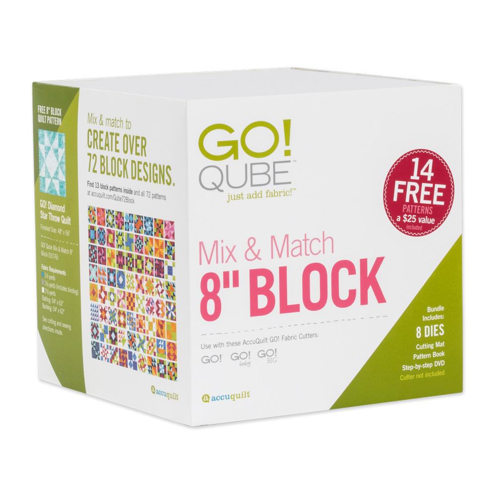 Go! Qube Mix & Match 8 Block