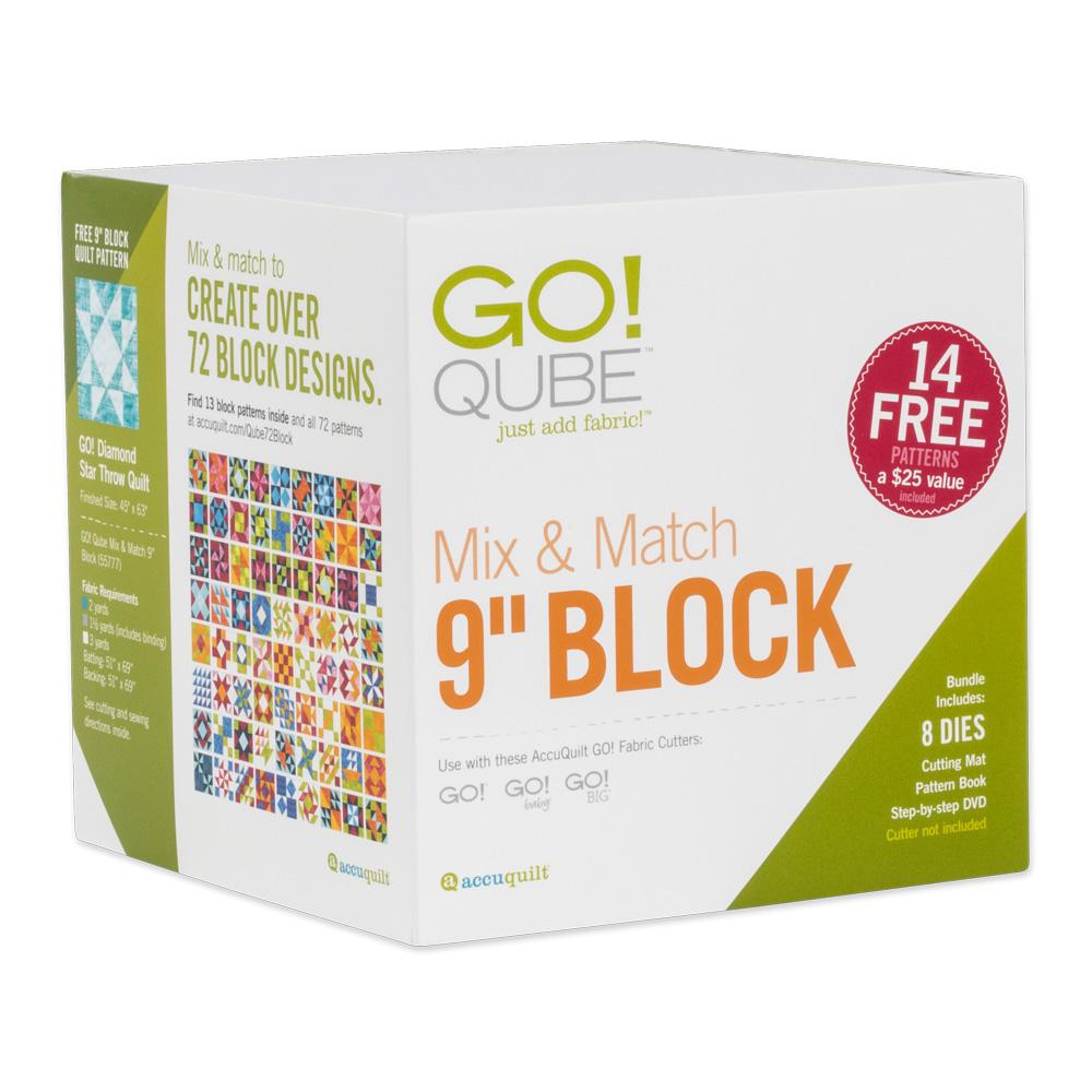 GO! Qube 9 Mix & Match