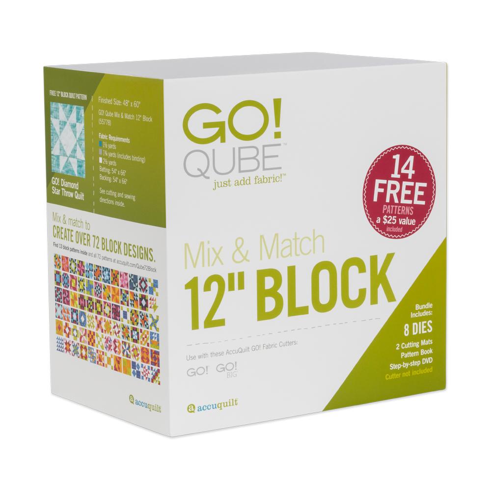 GO! Qube 12 Mix & Match