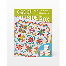 GO! Outside the Box Pattern Book by Eleanor Burns