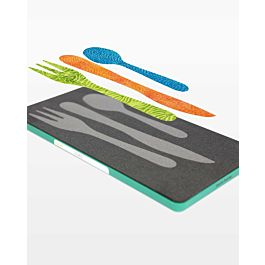 AccuQuilt GO! Fork Knife Spoon Limited Edition Die - 55261