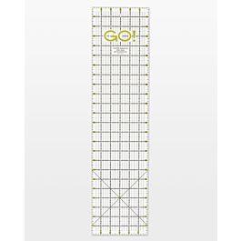 Accuquilt GO! Quilting Ruler 6 x 24 - 55474