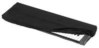 Keyboard Dust Cover Med Black 61/76