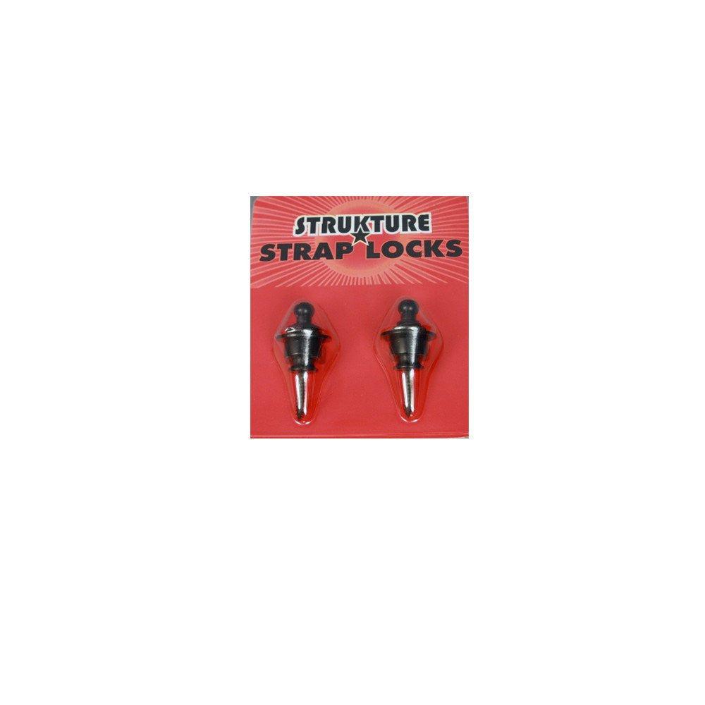 STRUKTURE STRAP LOCKS BLACK