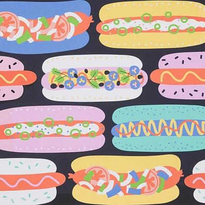 Alexander Henry -  Hot Dog! 8692